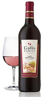 Gallo Family Vineyards Zinfandel Cafe...